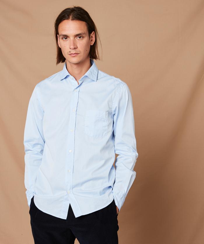 Cotton Twill Paul regular shirt
