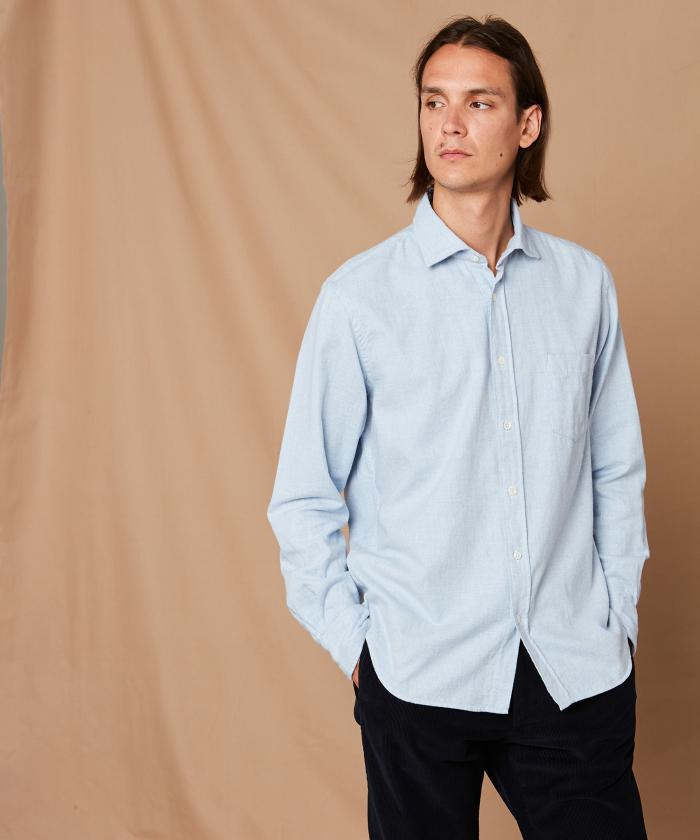 Flannel Paul regular shirt