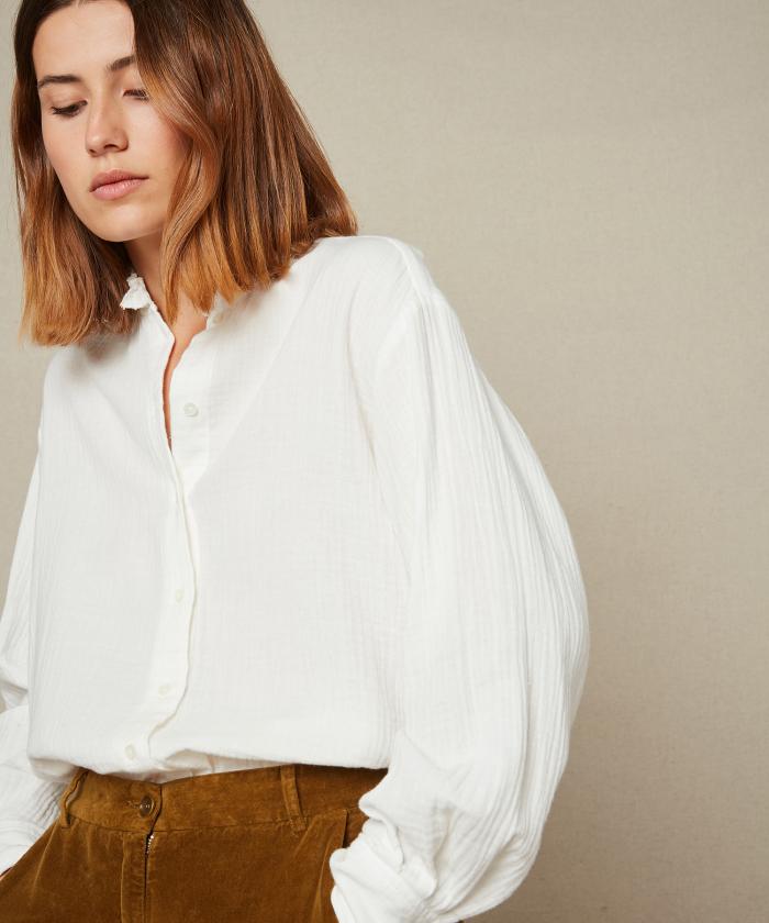 Double fabric Christie shirt