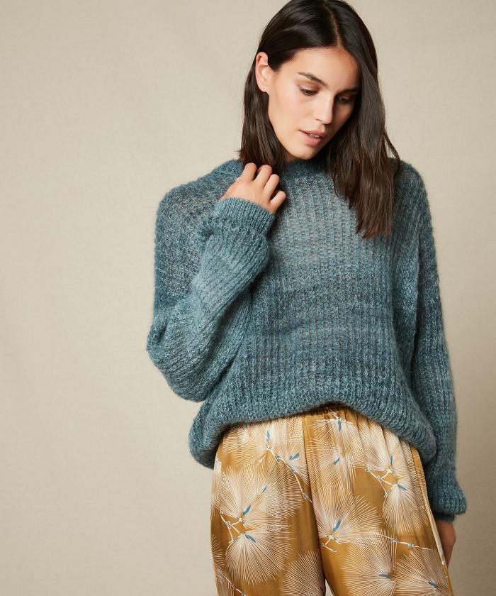 Maelou tie & dye sweater