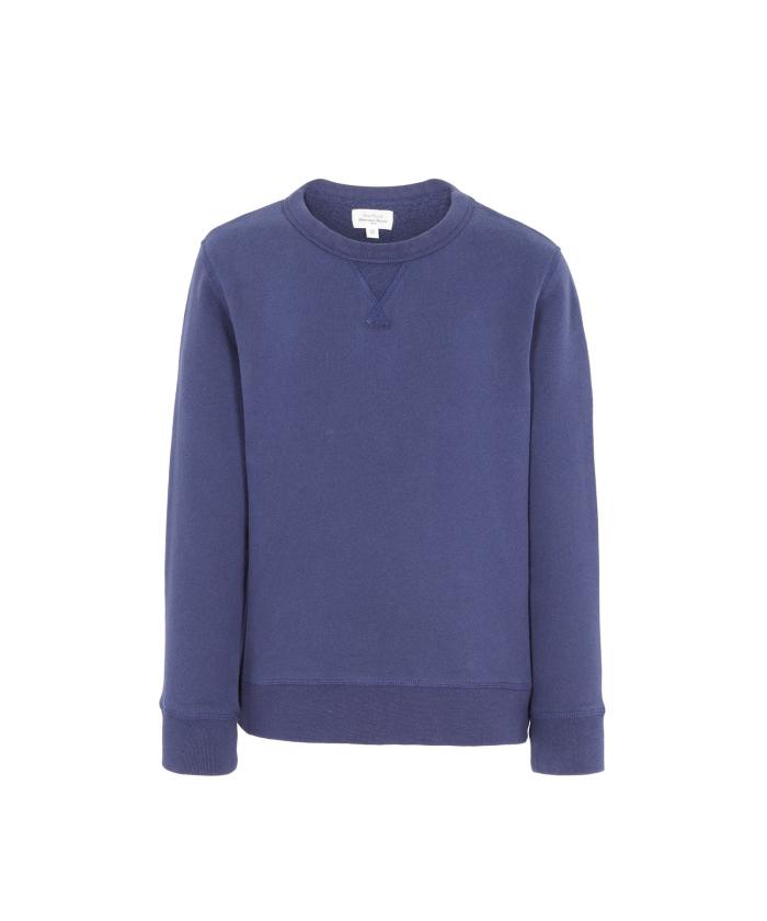 Sweatshirt en molleton gratté
