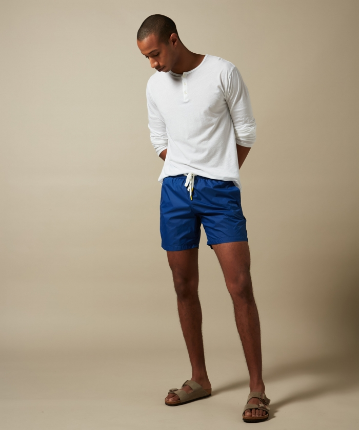Indigo lightweight Swim shorts