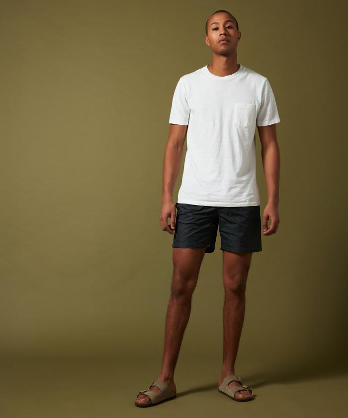 Charcoal lightweight Swim shorts
