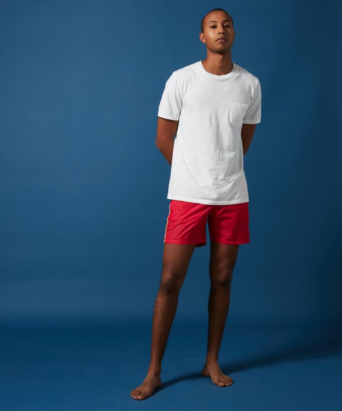 Maillot de bain Swim ultra-léger rouge