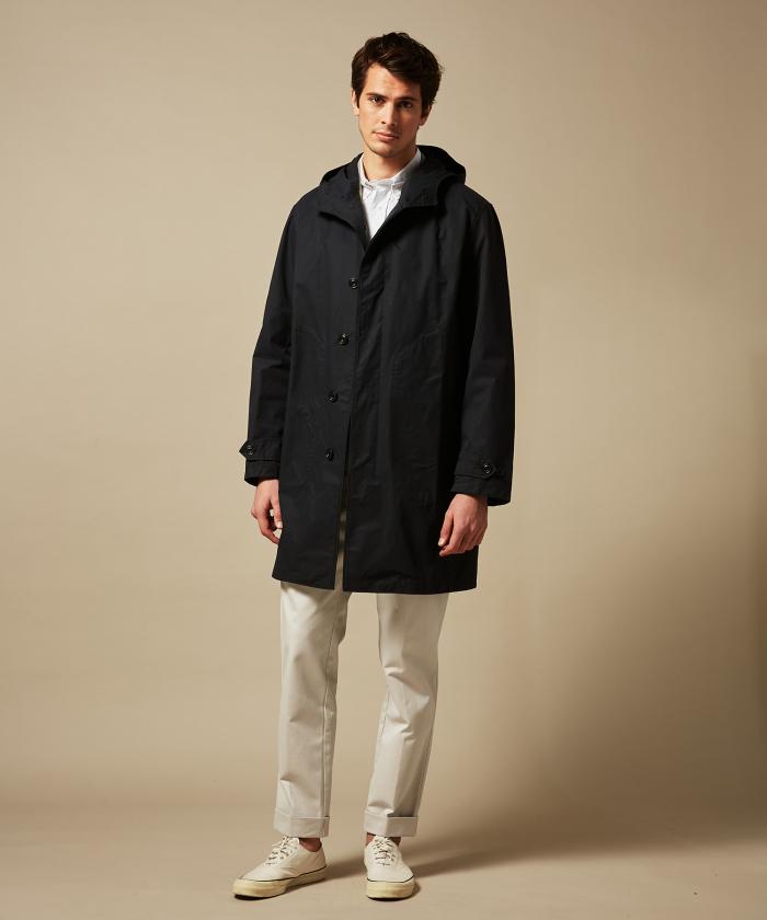 Manteau Cayden en coton et nylon