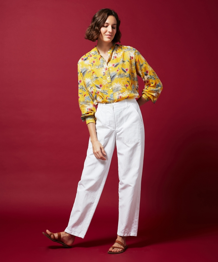 Oversize Hawaiian Cody shirt