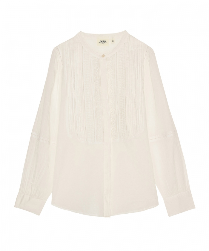 Celia girl embroidered shirt