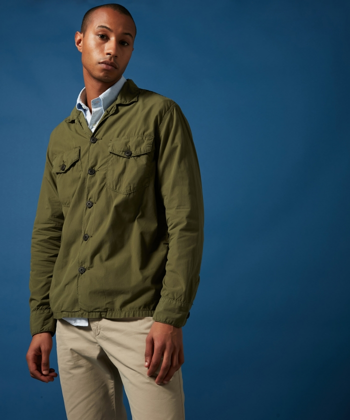 Army green Jame jacket