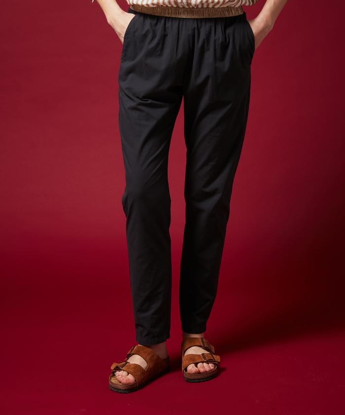 Charcoal cotton Pove pants