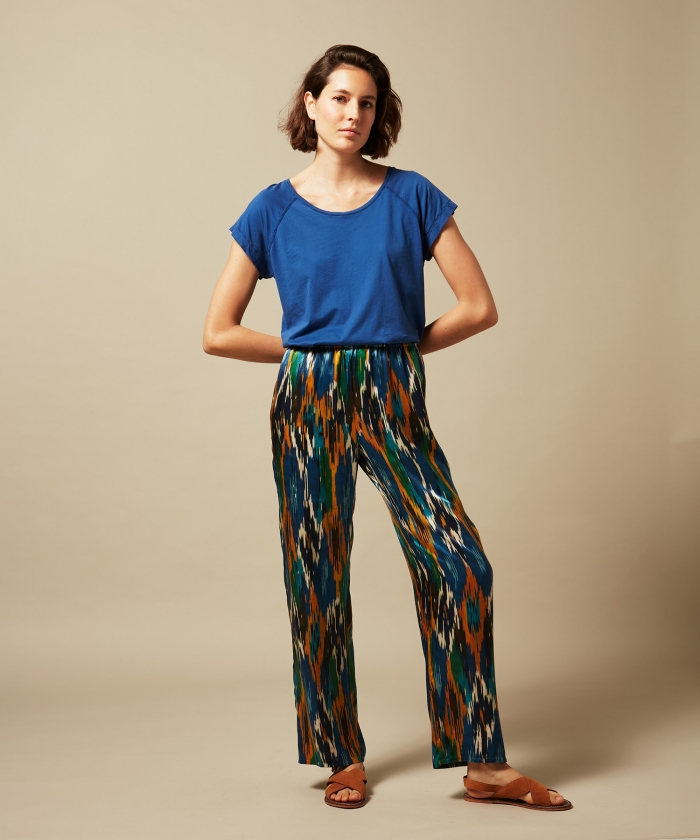 Prunelle Ikat pants