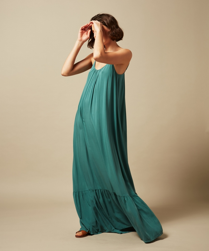 Viscose voile Relax dress