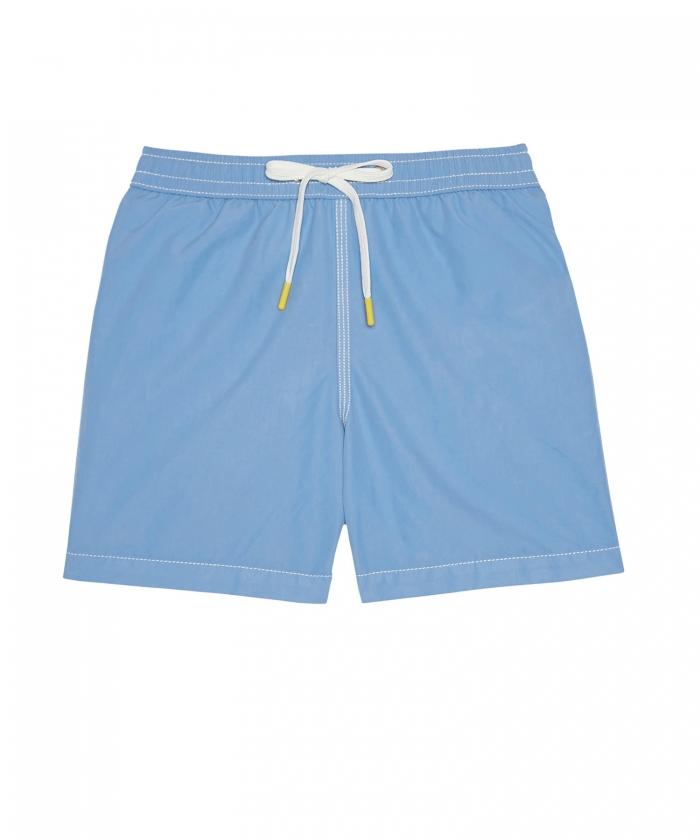 Blue Achille swim shorts