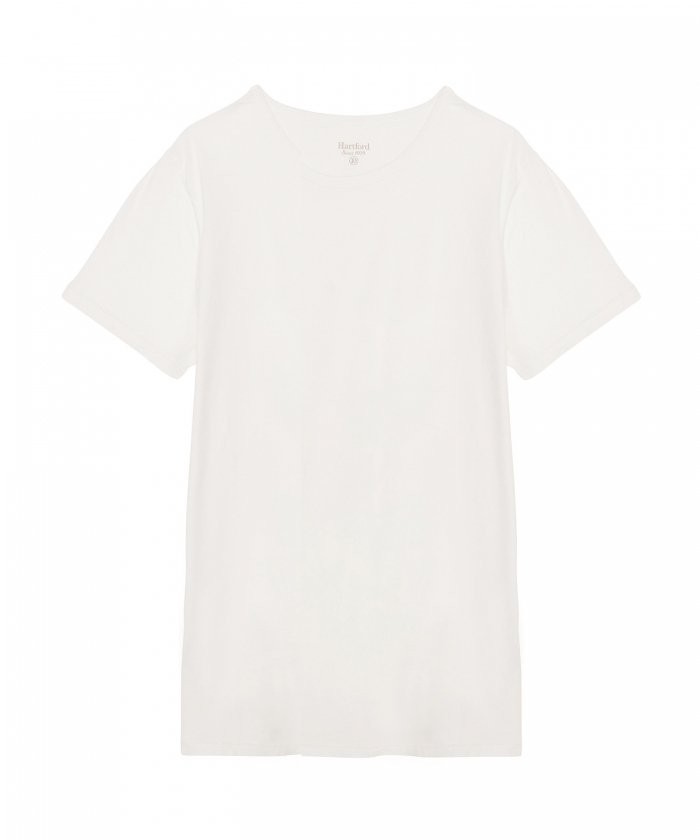 White light jersey tee-shirt for kids
