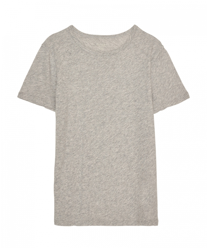 Heather grey light jersey tee-shirt for kids