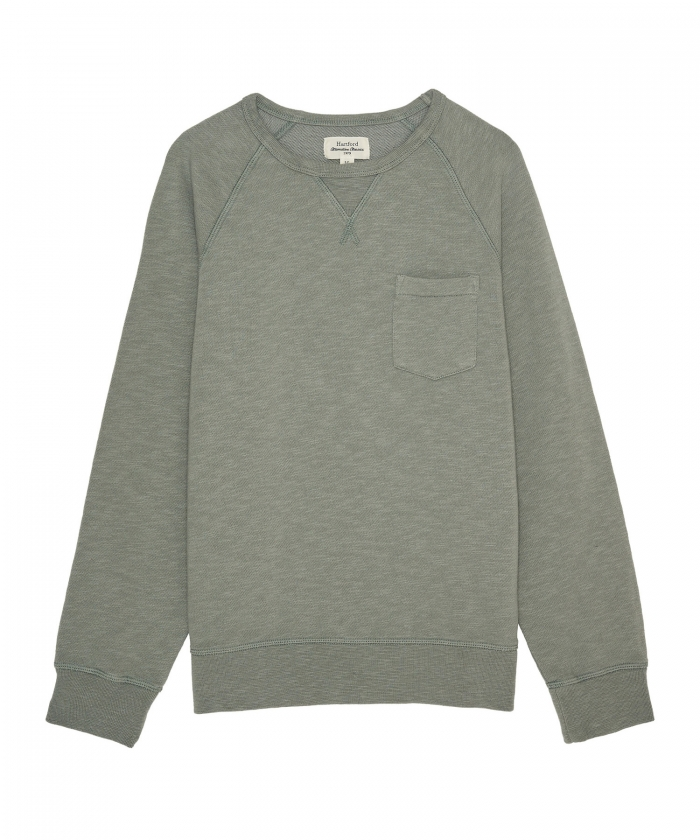 Verdigris kid sweatshirt