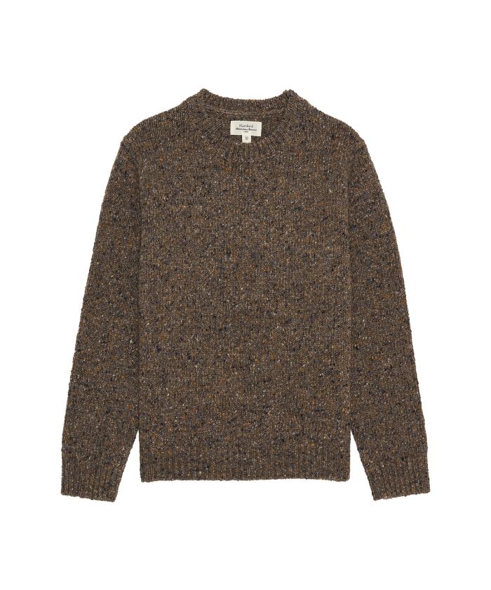 Pull enfant en laine Donegal