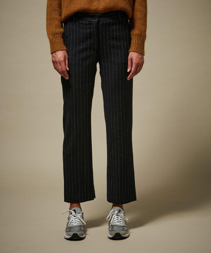 Pantalon Premier à rayures tennis