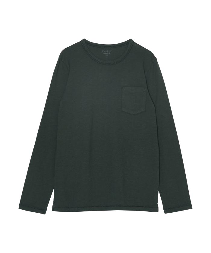 Polo Enfant vert en jersey de coton