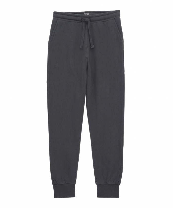 Pantalon de jogging en molleton carbone