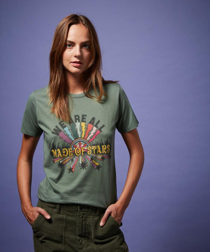 Tee-shirt Teoman 'Stars'