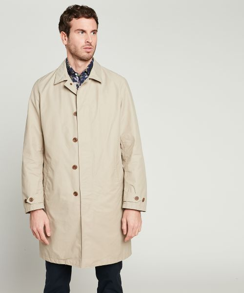 Trench Jorrow en coton et nylon