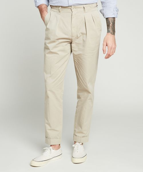 Tom chino 'Gurkha' pants