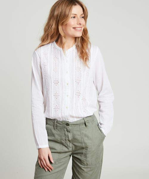 Cook embroidered shirt