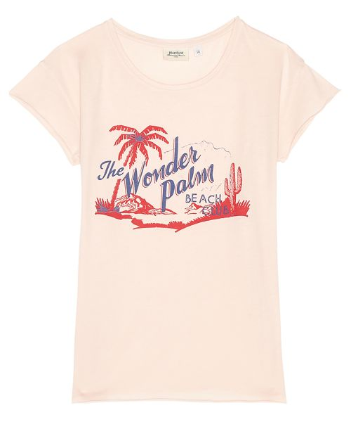 Tee-shirt 'The Wonder Palm Beach'