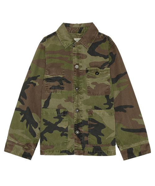 Veste camo Jim Kids
