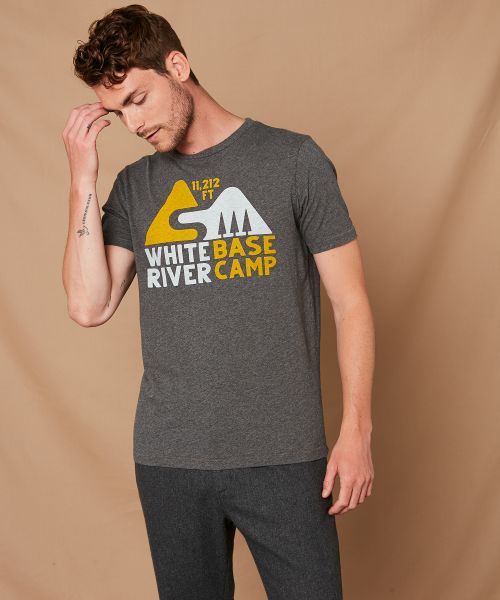 Tee-shirt White River