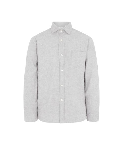 Chemise regular Paul en flanelle
