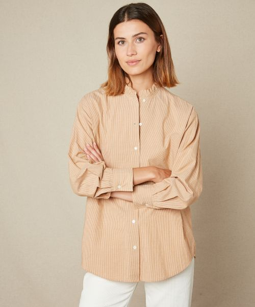 Striped Chritie shirt