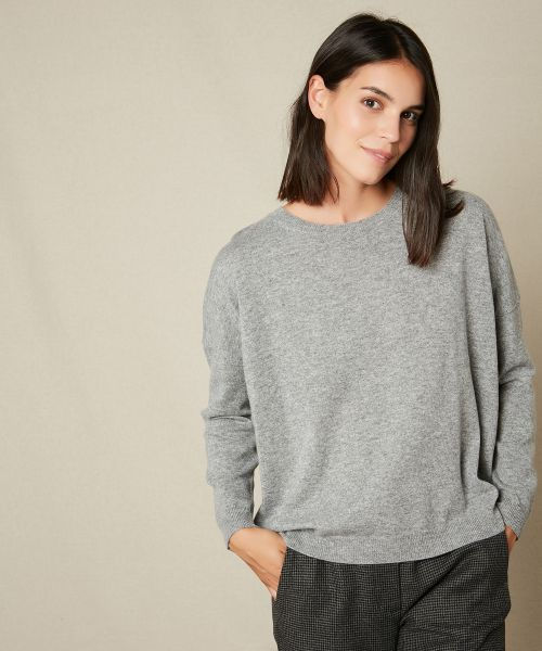 Grey Maonie sweater