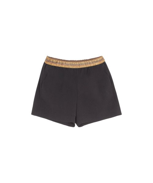 Crepe girl shorts