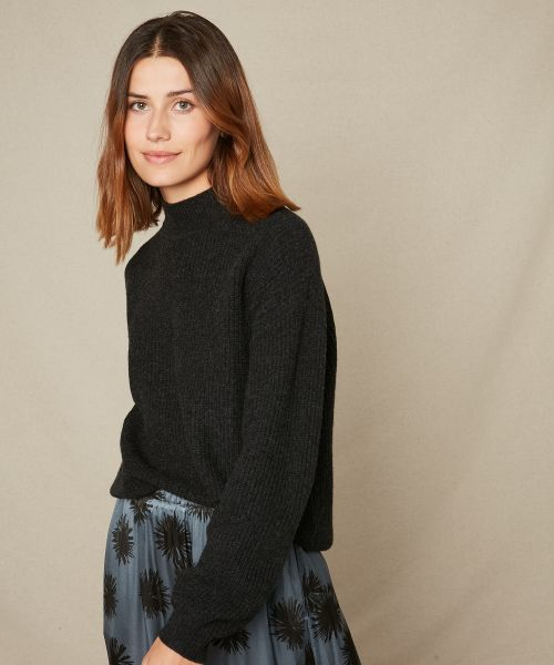 Malea wool and cashmere sweater