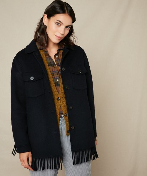 Vany fringed jacket